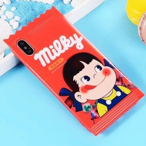 Accessories - LAST 1 !! NEW iPhone 7/8 Peko Candy Bar Soft Case